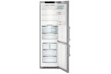 Холодильник Liebherr CBNPes 4878 нержавеющая сталь (двухкамерный)