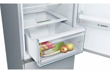Холодильник Bosch KGN39VI21R нержавеющая сталь (двухкамерный)