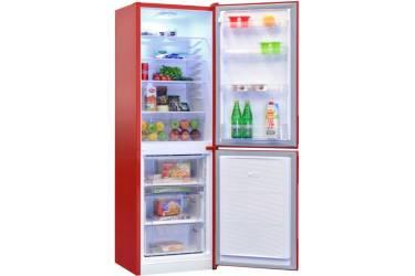 Холодильник Nordfrost NRG 119 842 красное стекло (двухкамерный)