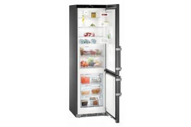 Холодильник Liebherr CBNbs 4815 черный (двухкамерный)