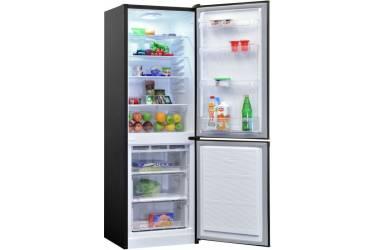 Холодильник Nordfrost NRB 139 232 черный (двухкамерный)