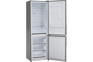 Холодильник Shivaki BMR-1852DNFBE бежевый (двухкамерный)