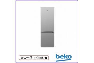 Холодильник Beko RCSK339M20S серебристый (186х60х60см; капельный)