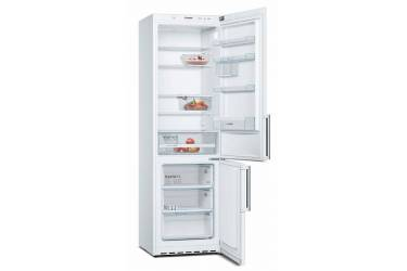 Холодильник Bosch KGE39XW2OR белый (двухкамерный)
