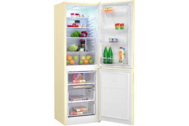 Холодильник Nordfrost NRG 119 742 бежевый стекло (двухкамерный)