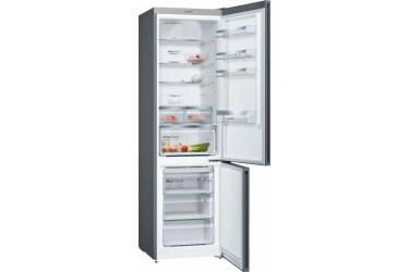 Холодильник Bosch KGN39XC31R темно-серый (двухкамерный)