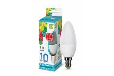 Лампа светодиодная ASD LED-СВЕЧА-standard 10Вт 230В Е14 4000К 900Лм