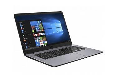 """Ноутбук Asus X505BA-EJ163T AMD A6-9220 (2.5)/4G/1T/15.6"""" FHD AG/Radeon R4/noODD/BT/Win10 Grey"""