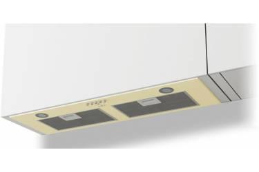 Вытяжка встраиваемая Lex GS Bloc P 900 слоновая кость управление: кнопочное (1 мотор)