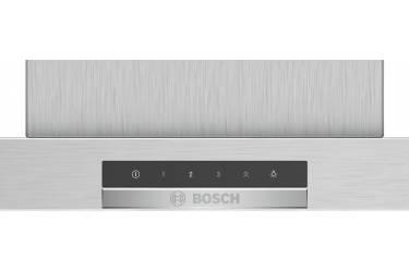 Вытяжка каминная Bosch DWB66DM50 нержавеющая сталь управление: сенсорное (1 мотор)