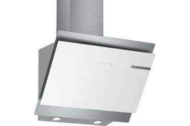 Вытяжка каминная Bosch DWK68AK20R белый/нержавеющая сталь управление: сенсорное (1 мотор)