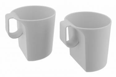 Чайник электрический Scarlett SC-021 0.5л. 600Вт серый (корпус: пластик)
