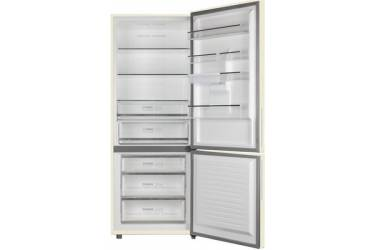 Холодильник Ascoli ADRFY460DWE бежевый 432л(х324м108) 185*70,3*70,3см дисплей No Frost инвертор