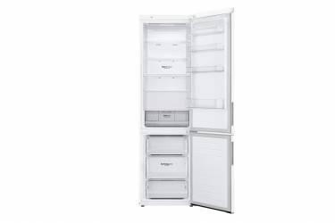 Холодильник LG GA-B509CQSL белый (203*60*68см дисплей)