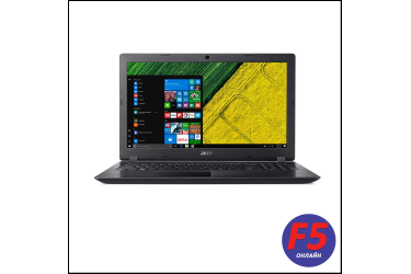 "Ноутбук Acer Aspire A315-51-36UW Celeron N3350/4Gb/SSD128Gb/Intel HD Graphics/15.6""/HD (1366x768)/Windows 10/black/WiFi/BT/Cam/6000mAh"
