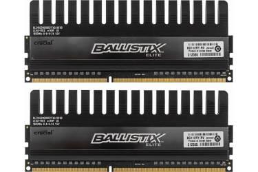 Память DDR3 2x4Gb 1600MHz Crucial BLE2CP4G3D1608DE1TX0CEU RTL PC3-12800 CL8 DIMM 240-pin 1.5В kit