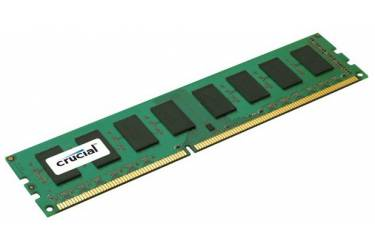 Память DDR3L 2Gb 1600MHz Crucial CT25664BD160BJ RTL PC3-12800 CL11 DIMM 240-pin 1.35В