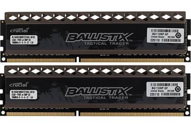 Память DDR3 2x4Gb 1866MHz Crucial BLT2CP4G3D1869DT2TXRGCEU RTL PC3-14900 CL9 DIMM 240-pin 1.5В