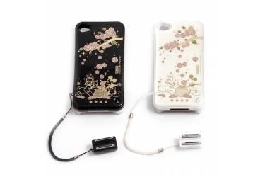 Чехол-аккумулятор для Apple IPhone 4/4S 1800 mAh,(Белый)