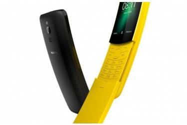 Мобильный телефон Nokia 8110 4G DS TA-1048 Black