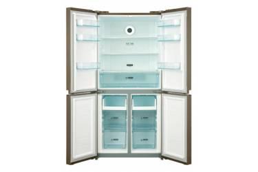Холодильник Centek CT-1755 Inox NF INVERTER 450л (153л/297л) 65.5х83.3х177.5см 4 двери