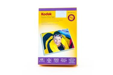 Фотобумага Kodak (10x15, 270г, 50л) суперглянцевая