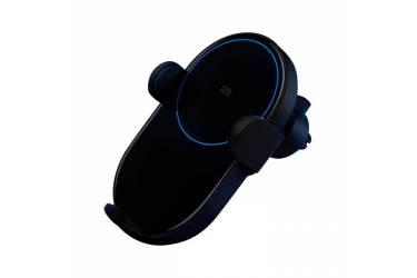 Автодержатель c функцией беспроводной зарядки Xiaomi Wireless Car Charger 20W (WCJ02ZM) Black