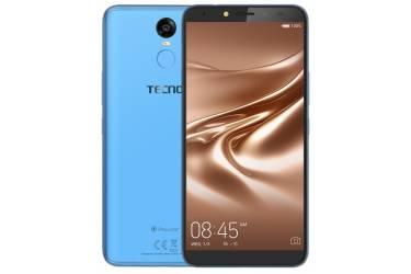 Смартфон TECNO Pouvoir 2 City Blue/голубой