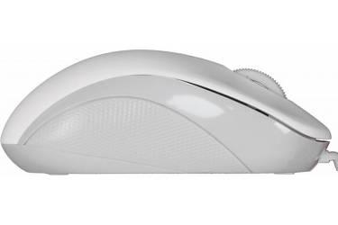 Мышь Rapoo N1130 белый/серый оптическая (1000dpi) USB2.0 (2but)