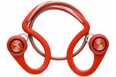 Гарнитура Беспроводная Plantronics BackBeat Fit BT3.0 вкладыши красный/серый