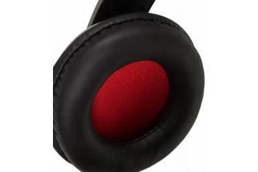 Гарнитура мониторы Asus Cerberus V2 1.2м красный/черный проводные (оголовье)