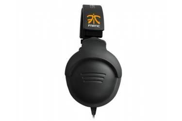 Гарнитура мониторы Steelseries 9H Fnatic Edition 3.2м черный/оранжевый проводные (оголовье)