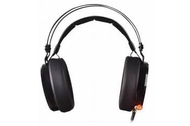 Наушники с микрофоном A4 Bloody M630 черный/красный 2.2м мониторы оголовье (M630)