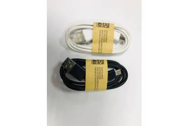 Кабель USB micro с длинным штекером черный