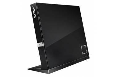 Привод Blu-Ray Asus SBW-06D2X-U/BLK/G/AS черный USB slim внешний RTL