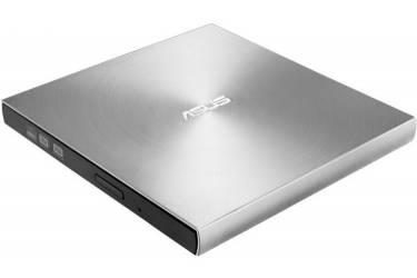 Привод DVD-RW Asus SDRW-08U7M-U серебристый USB ultra slim внешний RTL