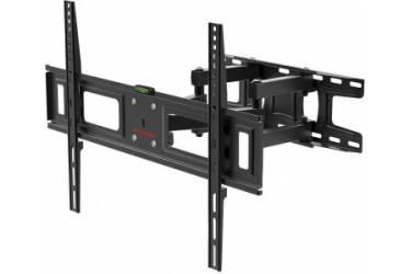 Кронштейн с 3 степенями свободы Arm Media LCD-418 черный (max 600х400 35kg)
