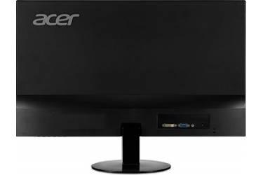 "Монитор Acer 21.5"" SA220Qbid черный IPS LED 4ms 16:9 DVI HDMI матовая 250cd 178гр/178гр 1920x1080 D-Sub FHD 2.48кг"
