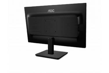 "Монитор AOC 21.5"" E2275SWQE(00/01) черный TN+film LED 2ms 16:9 HDMI матовая 1000:1 250cd 170гр/160гр 1920x1080 D-Sub DisplayPort FHD 3.15кг"