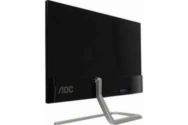 "Монитор AOC 21.5"" Style I2281FWH (01) черный AH-IPS LED 16:9 HDMI матовая 250cd 1920x1080 D-Sub FHD 2.65кг"