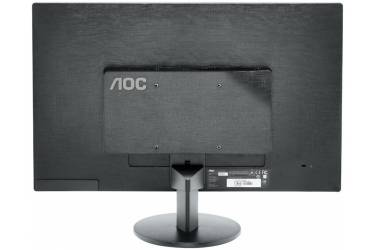 "Монитор AOC 21.5"" Value Line E2270SWHN(00/01) черный TN+film LED 16:9 HDMI матовая 700:1 200cd 1920x1080 D-Sub FHD 2.7кг"