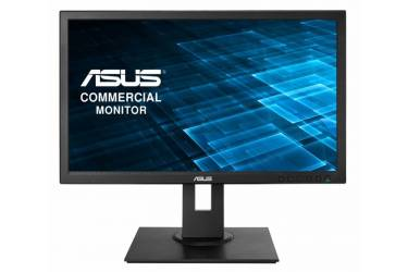 "Монитор Asus 21.5"" BE229QLB серый TN+film LED 16:9 DVI M/M матовая HAS Pivot 1000:1 250cd 1920x1080 D-Sub DisplayPort FHD USB 5.7кг"