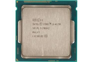 Процессор Intel Original Core i3 4170 Soc-1150 (CM8064601483645S R1PL) (3.7GHz/Intel HD Graphics 4400) OEM