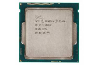 Процессор Intel Original Pentium Dual-Core G3460 Soc-1150 (BX80646G3460 S R1K3) (3.5GHz/Intel HD Graphics) Box