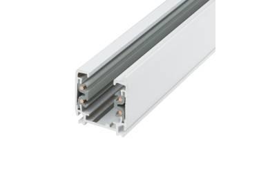 Шинопровод трехфазный Uniel UBX-AS4 WHITE 100 1м белый