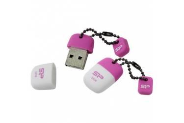 USB флэш-накопитель 16GB Silicon Power Touch T07 розовый USB2.0