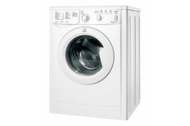 Стиральная машина Indesit IWSC 6105 белый клA загр.фр 6кг1000об/мин 16пр (ШxГxВ) 59,5x41,4x85 см