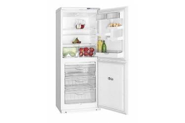 Холодильник Атлант ХМ 4010-022 белый двухкамерный 283л(х168м115) в*ш*г 161*60*63см капельный