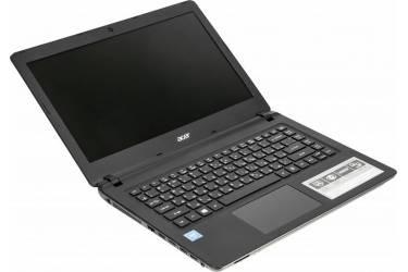 """Ноутбук Acer Aspire ES1-432-C9Y8 Celeron N3350/2Gb/SSD32Gb/Intel HD Graphics 500/14""""/HD (1366x768)/Windows 10/black/WiFi/BT/Cam/2800mAh"""