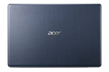 "Ноутбук Acer Aspire SF114-31-C744 Celeron N3060/4Gb/SSD64Gb/Intel HD Graphics 400/14""/HD (1366x768)/Windows 10/blue/WiFi/BT/Cam/4920mAh"